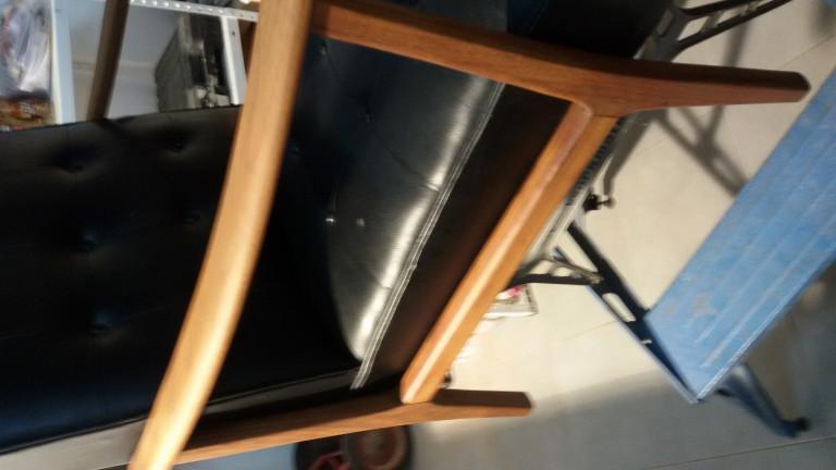 portfolio 39/140  - Restauro de um cadeirão