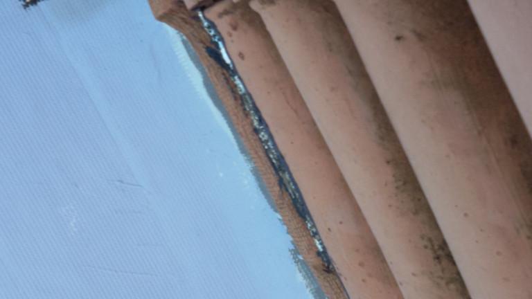 portfolio 16/140  - Colocação de tela em telhado