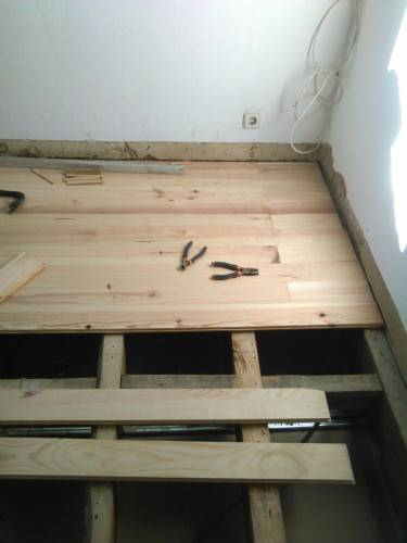 portfolio 108/140  - serviço de carpintaria