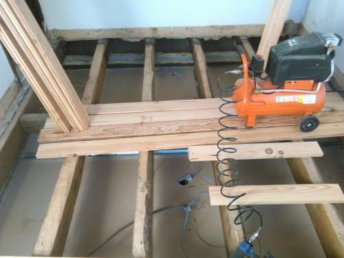 portfolio 103/140  - serviço de carpintaria
