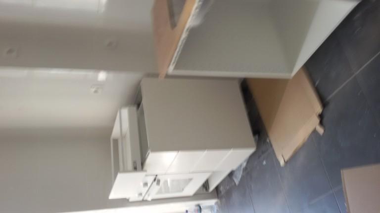 portfolio 45/140  - Montagem de cozinhas em cinco apartamentos