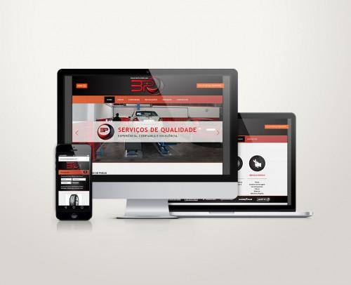 portfolio 5/10  - Web - WebSite Responsivo + Backoffice e gestão de Stock