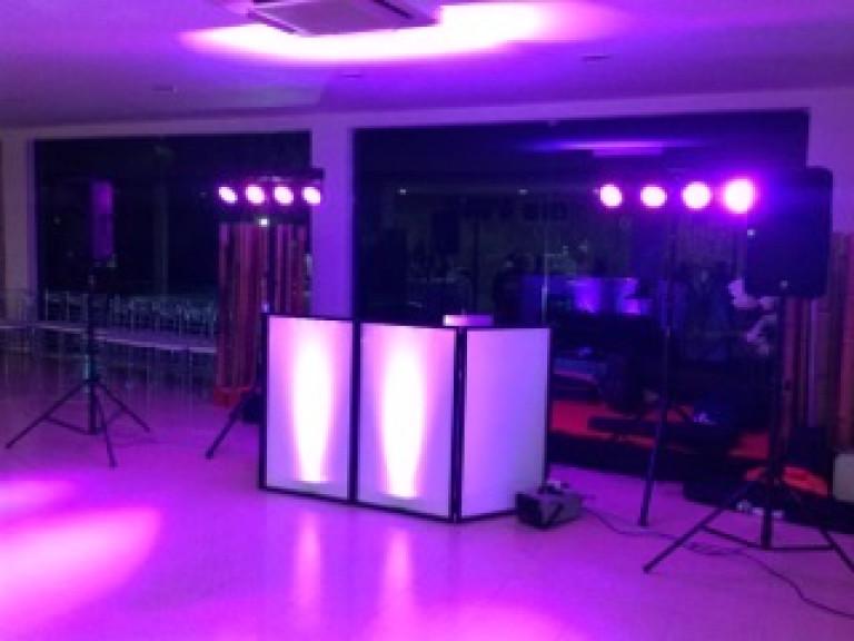 portfolio 3/9  - SHOW DE LEDS