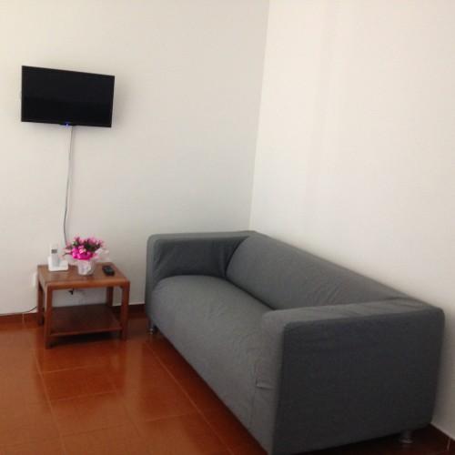 portfolio 2/4  - Sala de Convívio