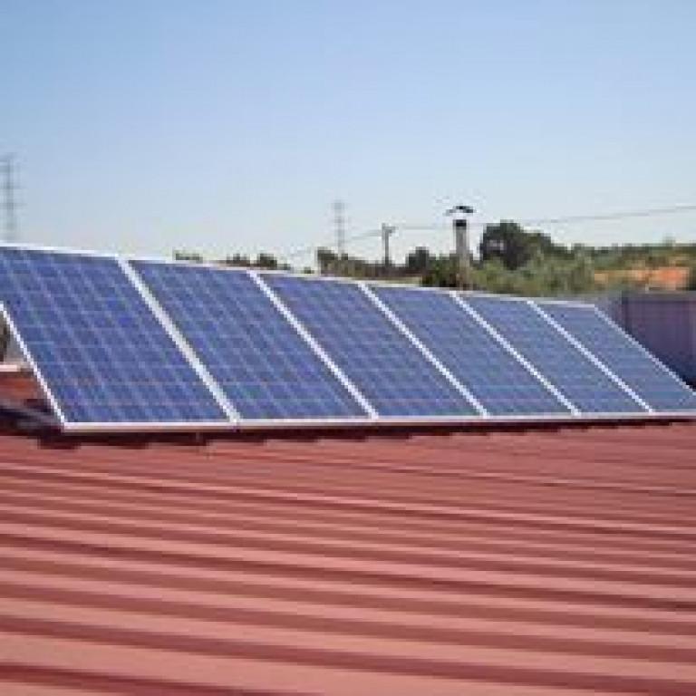 portfolio 7/7  - Sistema Solar Fotovoltaico Autoconsumo 1500Wp