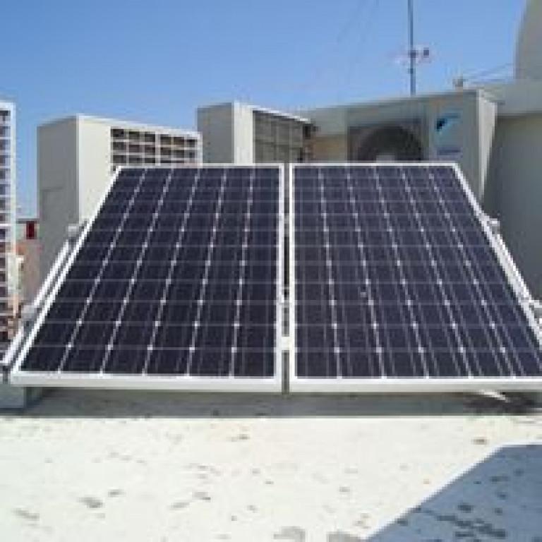 portfolio 5/7  - Sistema Solar Fotovoltaico Autoconsumo 400Wp