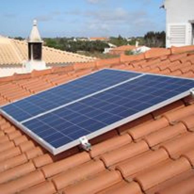 portfolio 4/7  - Sistema Solar Fotovoltaico Autoconsumo 490Wp