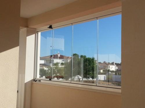 portfolio 11/19  - Cortinas de vidro - Azeitão