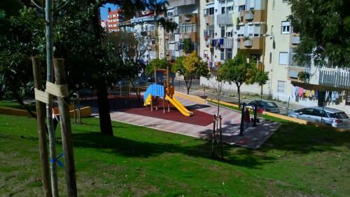portfolio 5/7  - Parque Infantil