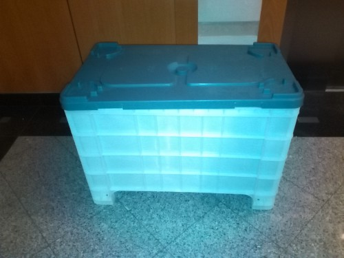 portfolio 32/40  - Embalamento Material Informático em Caixas Rigidas