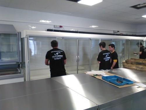 portfolio 25/40  - Montagem de Cozinhas Industriais