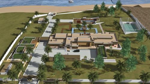 portfolio 1/3  - Moradia Unifamiliar - Luanda - Angola