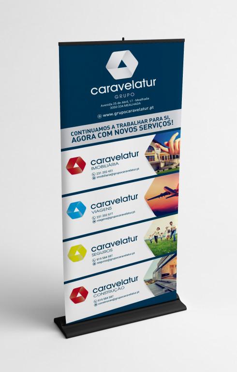 portfolio 5/25  - Roll-up - Grupo Caravelatur