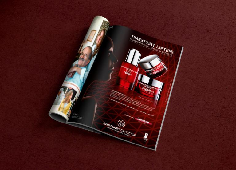 portfolio 9/25  - Inserção em revista - L.A. Stetic