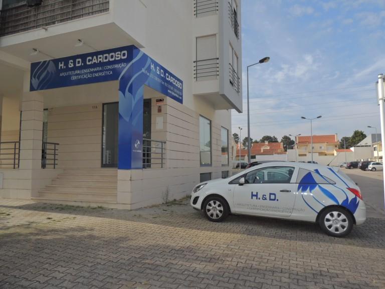 portfolio 1/3  - H. & D. Cardoso