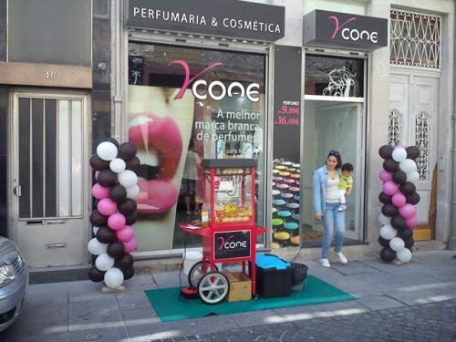 portfolio 20/30  - Inaugurações de lojas