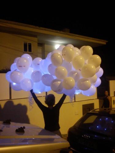 portfolio 17/30  - largada de balões