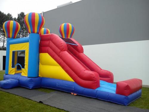 portfolio 26/30  - insuflável grande jump slide