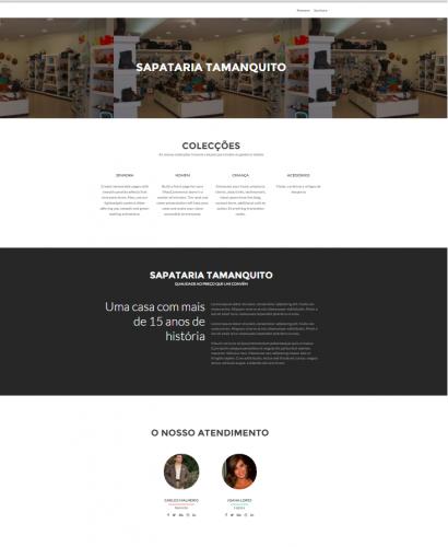 portfolio 5/9  - Website Empresarial