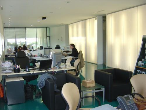 portfolio 4/7  - Construção de escritório