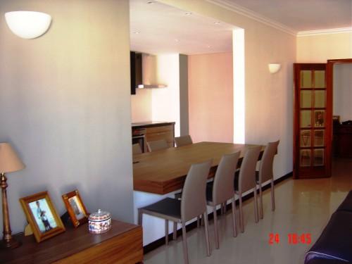 portfolio 3/7  - Remodelação de sala e cozinha