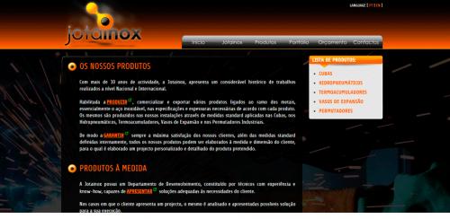 portfolio 61/62  - www.jotainox.pt