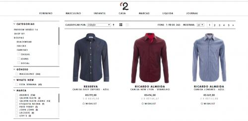 portfolio 15/62  - www.shop2gethe.com.br   Desenvolvimento de Loja Online e Design Gráfico