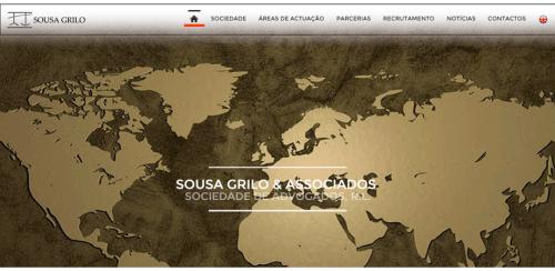 portfolio 10/62  - www.sousagrilo.com   Desenvolvimento de Design Gráfico e WebSite