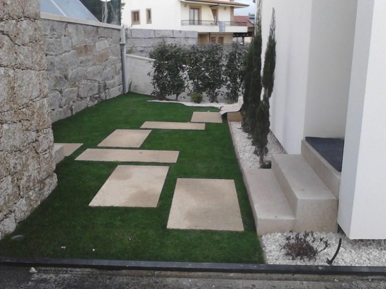 portfolio 3/3  - Construção de jardins