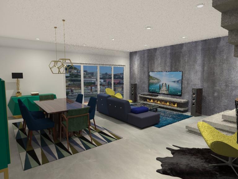 portfolio 2/79  - Interior Design
