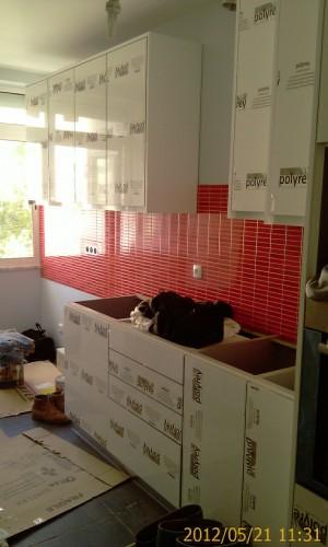 portfolio 56/68  - Remodelação de apartamento - Cozinha