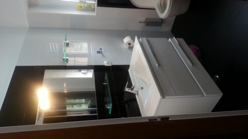 portfolio 49/68  - Remodelação de casa de banho - Acabamentos