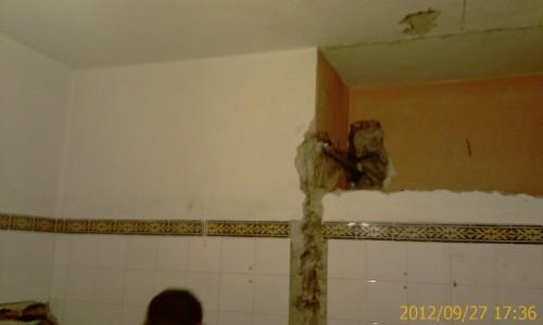 portfolio 33/68  - Remodelação de casa de banho
