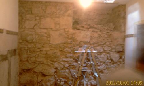 portfolio 30/68  - Remodelação de casa de banho - Descobrir pedra