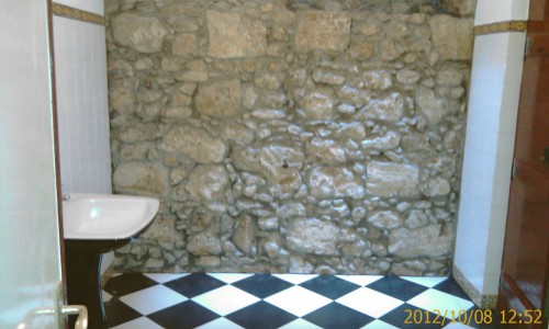 portfolio 29/68  - Remodelação de casa de banho -  Acabamentos