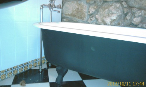 portfolio 25/68  - Remodelação de casa de banho - Acabamentos