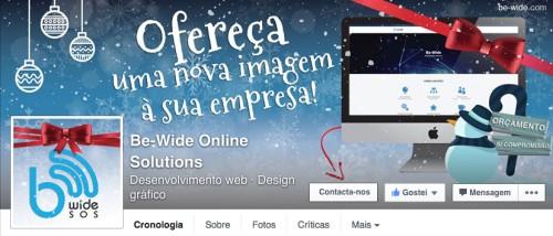 portfolio 28/41  - Capa de Facebook