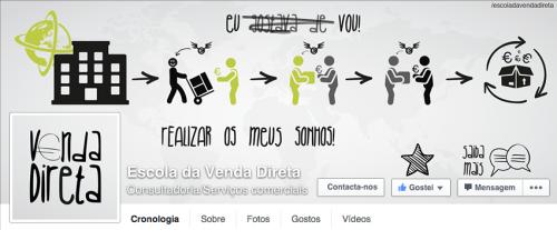 portfolio 37/41  - Facebook: www.facebook.com/escoladavendadireta