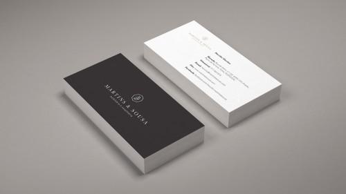 portfolio 5/17  - Projetamos o logotipo da sua empresa e respetivo estacionário, criando uma identidade visual simples, atrativa e eficiente.