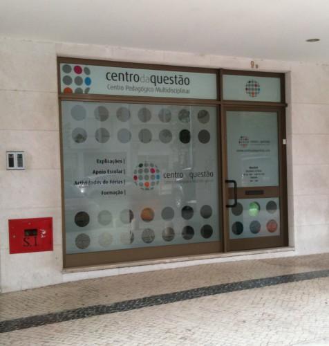 portfolio 1/2  - Centro da Questão