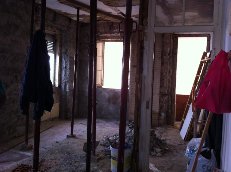 portfolio 5/31  - Reabilitação de um apartamento em Algés