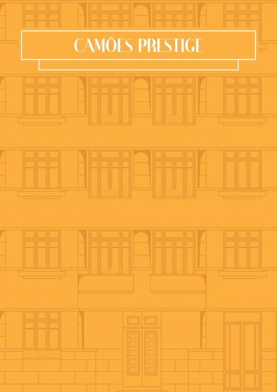 portfolio 1/31  - Elaboração de uma brochura para promoção imobiliária