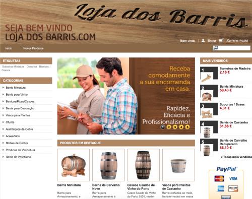 portfolio 4/4  - Loja dos Barris - www.lojadosbarris.com