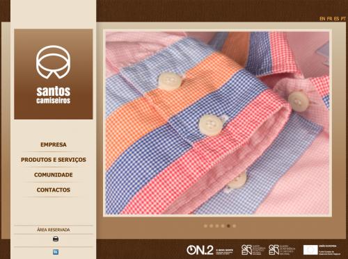 portfolio 3/4  - Santos Camiseiros - www.santoscamiseiros.com