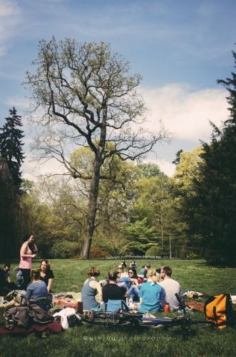 portfolio 31/31  - Yoga no Parque - Karlsruhe, Alemanha