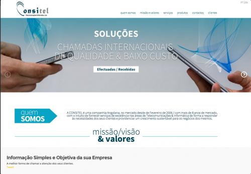 portfolio 5/11  - Websites Corporativos