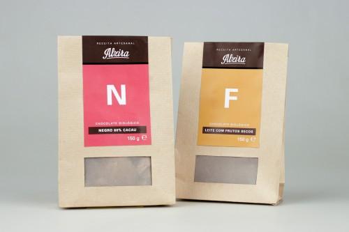portfolio 19/27  - Packaging / Alzira chocolates