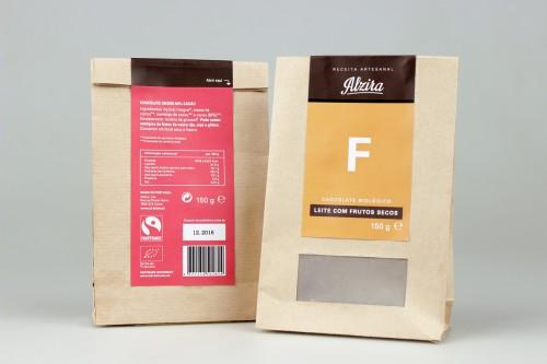 portfolio 18/27  - Packaging / Alzira chocolates