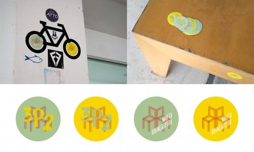 portfolio 10/27  - Stickers / Evento 3P2