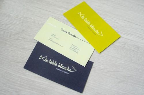 portfolio 8/27  - Cartão de visita / Restaurante